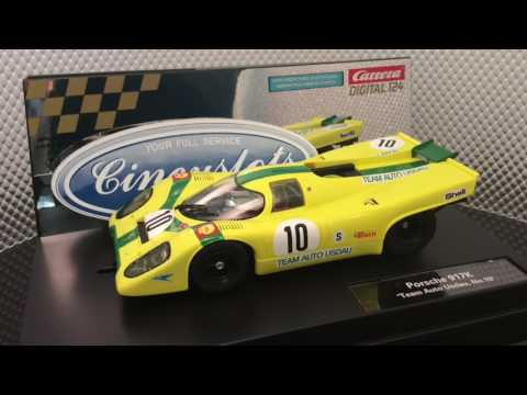 Carrera Digital D124 23843 Porsche 917k Cincyslots