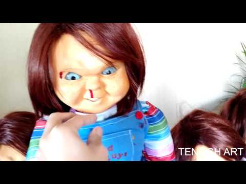 Chucky Life Size Talking Doll Child S Play 2 Silicone