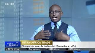 الاتحاد الأفريقي يلتقي 22-البلد عتبة لتنفيذ AfCFTA