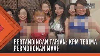 KPM terima permohonan maaf penganjur pertandingan tarian