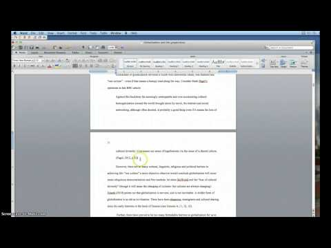 how to do a block quote in APA