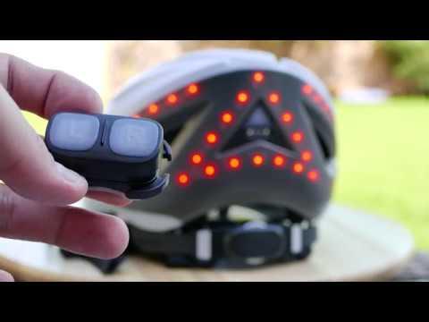 LUMOS Helmet smart cyklo prilba - prvý pohľad - YouTube bdd27d5e3da