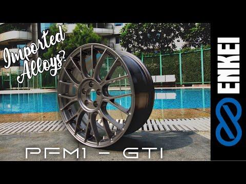 Enkei PFM1 VW GTI | Project El Sueno
