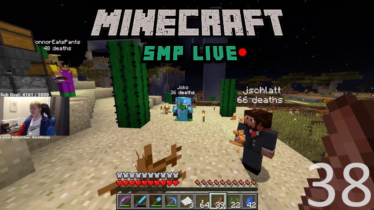 CallMeCarson VODS Minecraft SMP Live Part Thirty Eight