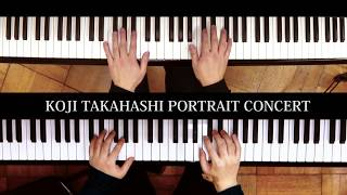 ≪trailer 2≫ KOJI TAKAHASHI PORTRAIT CONCERT -裏声で歌へ、悲しいラヴソング 2018.2.5