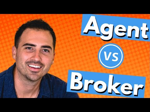 Real Estate Agent Vs. Broker - What's The Difference