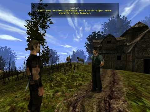 Gothic II Gold - Gameplay #3: Working As A Farmhand [PC] |