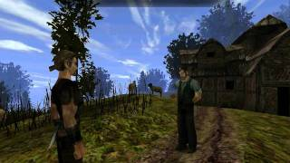 Gothic II Gold - Gameplay #3: Working As A Farmhand [PC]