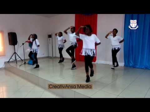 International English School of Abidjan (IESA) - G6 Afro Dancers