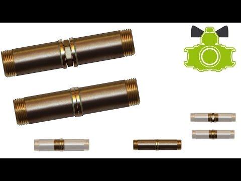 Скрытый ниппель — решение для сантехника/ Recessed (concealed) Nipple — A Solution For Plumber