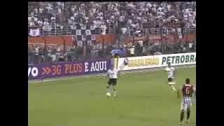 Corinthians 1 x 1 Santos - Melhores momentos pelo Brasileirão 2012 24/11/12