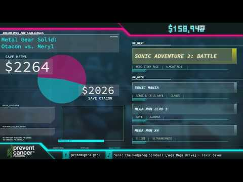 Sonic Adventure 2: Battle by Seraphim1313 and a moustache in 36:03 AGDQ 2018 Part 28