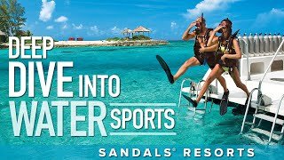 More Quality Water Sports Included Than Any Other Resorts