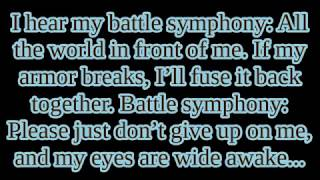 Linkin 39 Park Battle Symphony lyrics