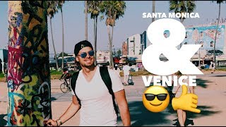 SANTA MONICA & VENICE BEACH CON STILE????