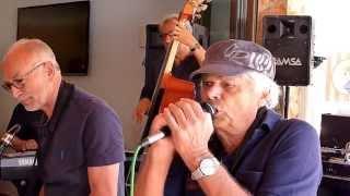 """Majorca 2013: Charlestown Jazzband plays """"Caledonia"""""""