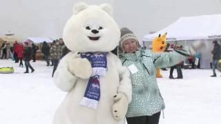 В Твери прошла «Лыжня России – 2017» Video