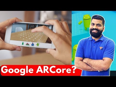 Download Youtube: Google ARCore - Augmented Reality for Android - iOS 11 ARKit?