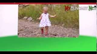 Видео уроки венгерского языка в картинках. Тема - Действия, движения