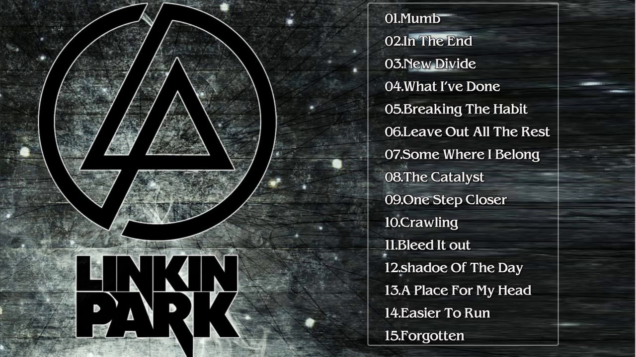 download video lagu linkin park full album