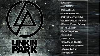 Gambar cover Linkin Park Greatest Hits Full Album Cover 2017_The Best Songs Of Linkin Park