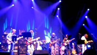 Furthur Phil Lesh 70th Birthday San Francisco Viola Lee Blues Jam 1