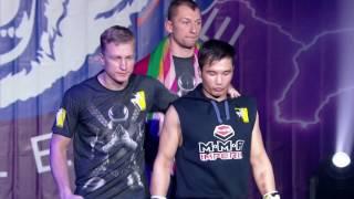 Батраз Сидаков (АМТ, Москва) - Мухаммад Хади Азгар (Varaxa Team, Люберцы)