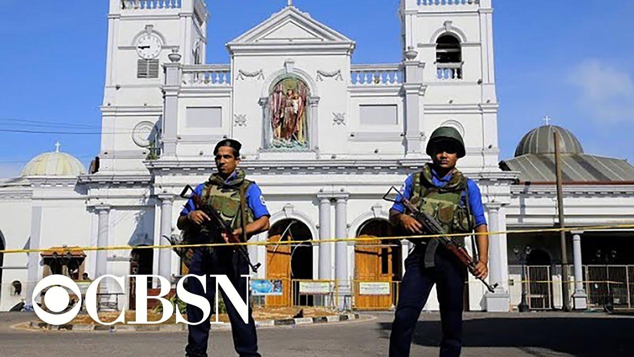 Sri Lanka blocks social media following deadly attacks