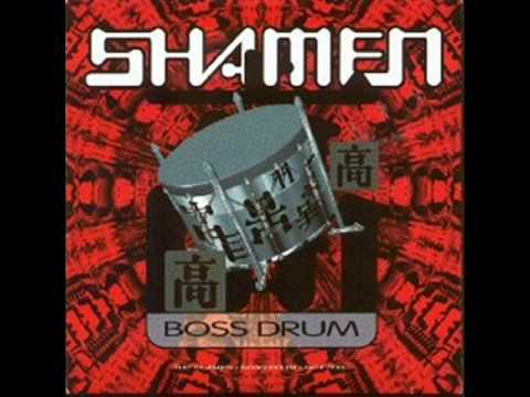 The Shamen - Boss Drum (Beatmasters Boss Mix)