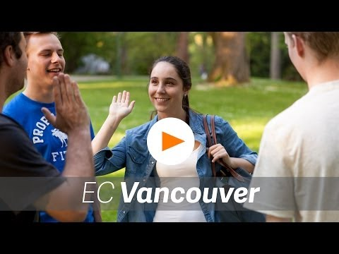 Learn English in Vancouver with EC English Language Centres