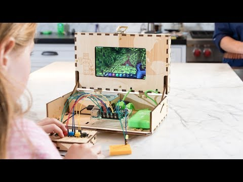 This summer, YOUR kid built a computer.