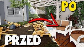 NOWY DODATEK Z OGRODAMI JUŻ JEST! - Garden Flipper #1 PL (House Flipper)