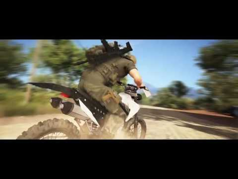 Tom Clancy's Ghost Recon: Wildlands - Video