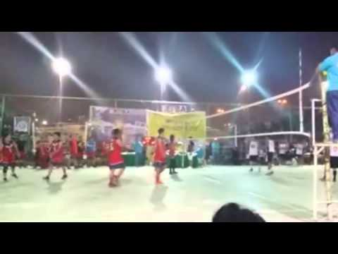 FAPS V-League 2015 Championship Game (Category A) - D'Incredibowls vs. Diggers Reloaded (FULL)