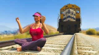 GTA 5 FUNNY MOMENTS COMPILATION (Best Of)