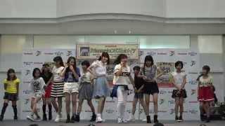 Prizmmy プリズム☆メイツ リハーサル @イトーヨーカドー葛西店 2014-07-06