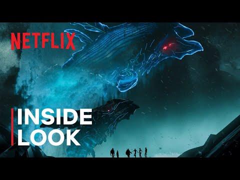 Love, Death + Robots | Inside the Animation: Ice | Netflix