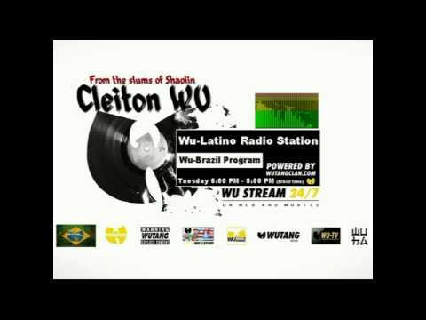 Wu-Latino Radio Show - DJ NO5 - Cleiton Wu-Brasil