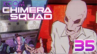 Sword Monster – XCOM: Chimera Squad Gameplay – Let's Play Part 35