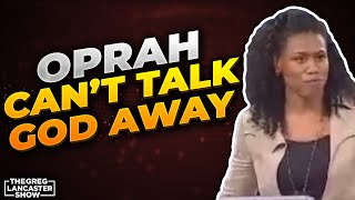 Oprah cant talk God away Priscilla Shirers Inspirational Words of How Good Father God is