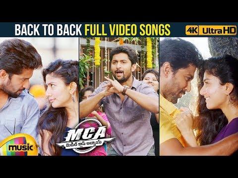 MCA Video Songs JUKEBOX | Back to Back...