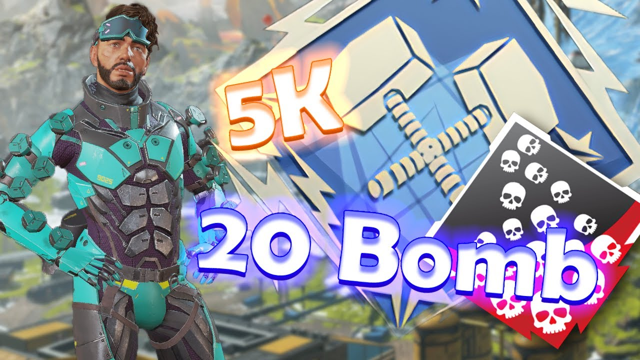 #1 Mirage Drops 5k 20bomb with Geo
