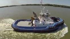 ASD TUG 3212 - Damen shipyard's Galati