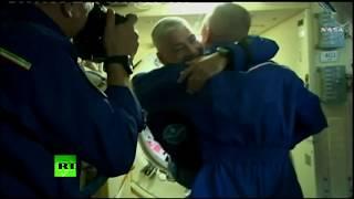 На МКС встретили экипаж корабля «Союз МС 06»