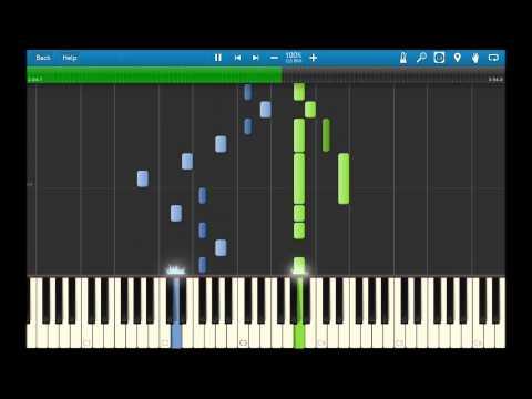 Pompeii - Bastille (Free piano sheet music) by $krim13