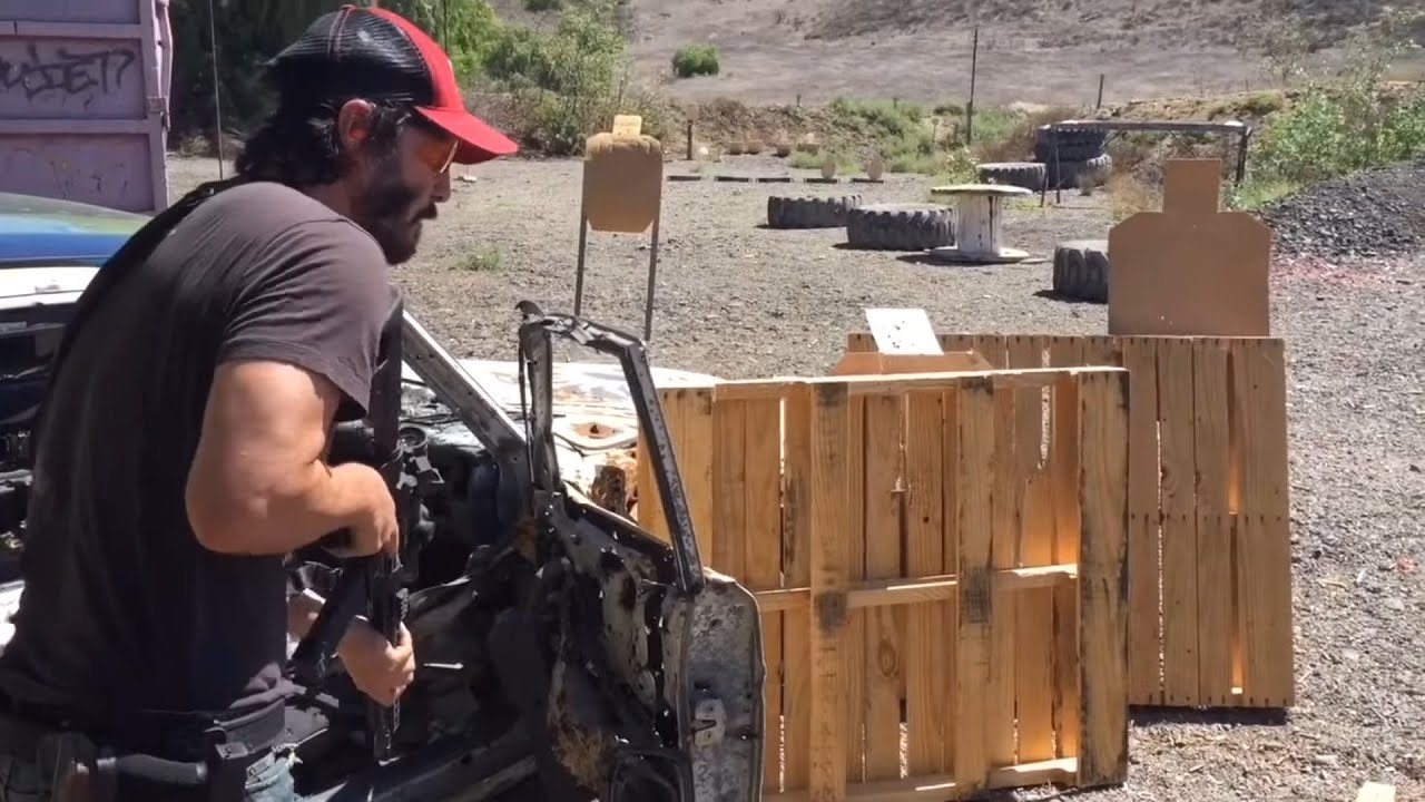 Make Your Own Gun Training Course and Have Fun While Learning