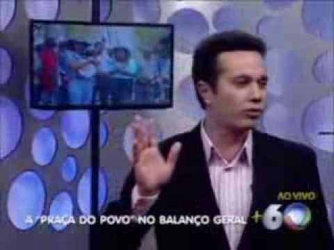 """Melhores momentos de Billy e Bill no """"Balanço Geral"""" TV Record Rio Preto"""