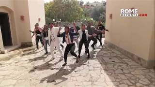 Young people launch Christian dance choreography after Panama WYD