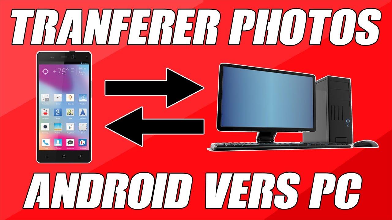 tuto  transf u00c9rer des photos et vid u00c9os de son smartphone