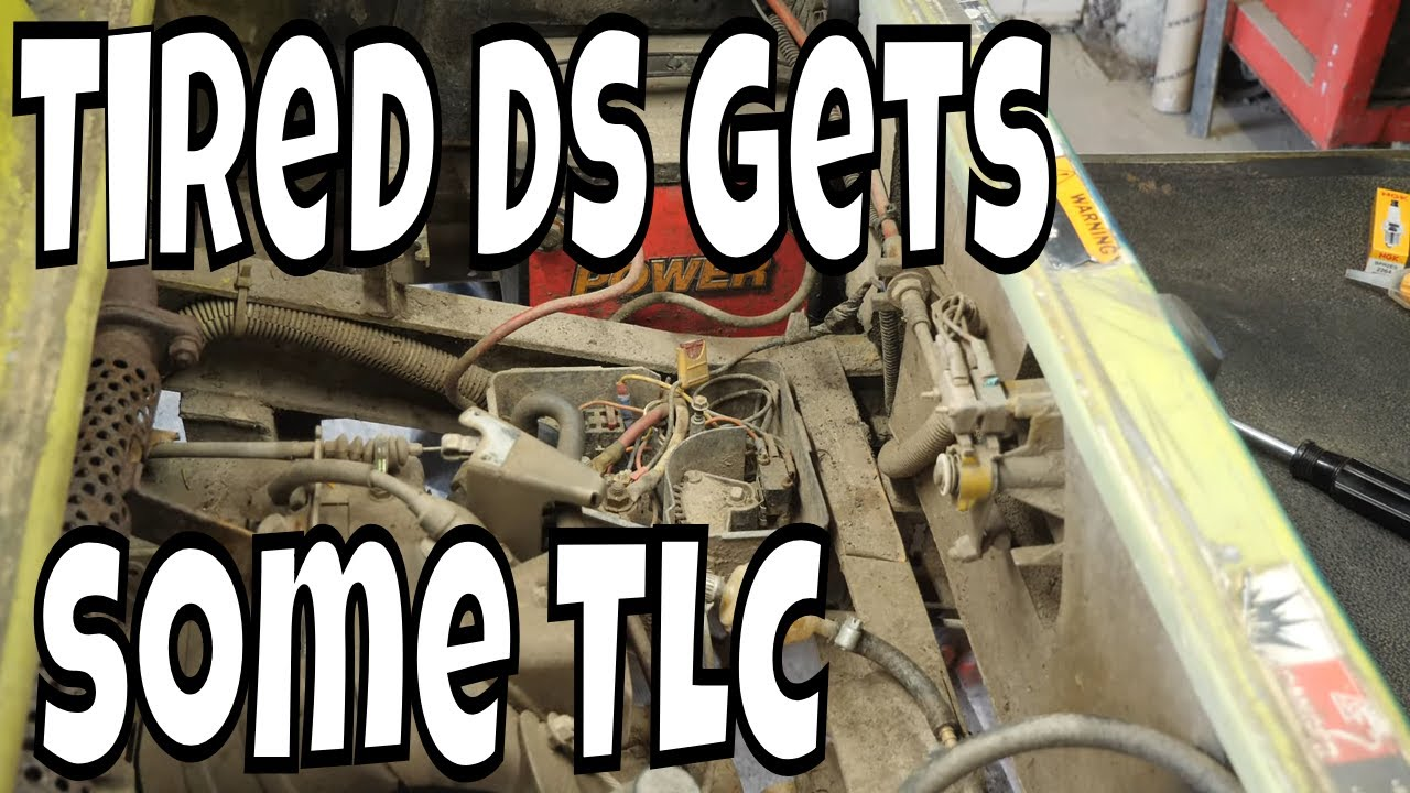 1993 Club Car Ds Gas Full Service New Fuel Pump Fuel Lines Clean Carb Youtube
